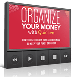 OrgYourMoneyQuickenAdv mrr Organize Your Money With Quicken  Advanced