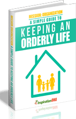 KeepOrderlyLife mrrg Keeping An Orderly Life