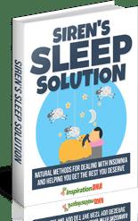 SirenSleepSolution mrrg Siren Sleep Solution