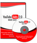 YouTubeAdsMadeEz2VIDS p YouTube Ads Made Easy 2.0   Video Upgrade