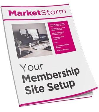 Your Membership Site Setup Your Membership Site Setup