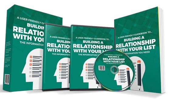 Building Relationship With Your List Building A Relationship With Your List