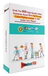 VidExplnerAssets518DEL plr Video Explainer Assets Deluxe