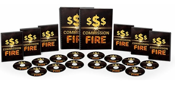 Commission Fire Video Upgrade Commission Fire Video Upgrade