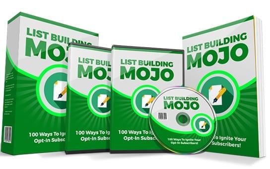 List Building Mojo List Building Mojo