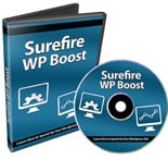 SurefireWPBoost plr Surefire WP Boost