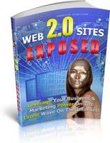 Web2SitesExposed plr Web 2.0 Sites Exposed