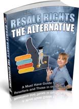 ResaleRightsTheAlt plr Resale Rights The Alternative