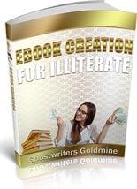EbookCreationIllit plr Ebook Creation For Illiterate