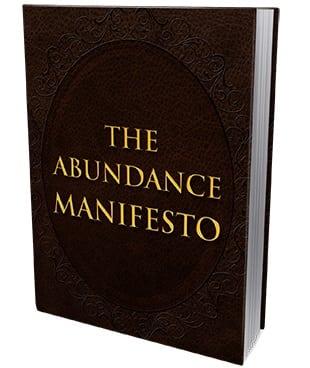 The Abundance Manifesto The Abundance Manifesto