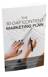 30dContentMrktngPlan mrr 30 Day Content Marketing Plan