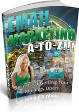 EmailMarketingAToZ plr Email Marketing A To Z