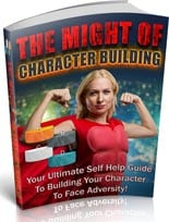 MightOfCharBuilding plr The Might Of Character Building