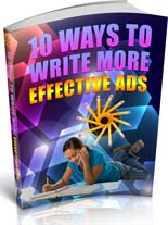 WriteEffectiveAds plr Write More Effective Ads