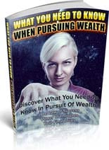 PursuingWealth plr Pursuing Wealth