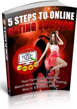 5StepsOnlineDating plr 5 Steps To Online Dating Success