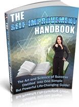 SelfImprovementHandbook plr The Self Improvement Handbook