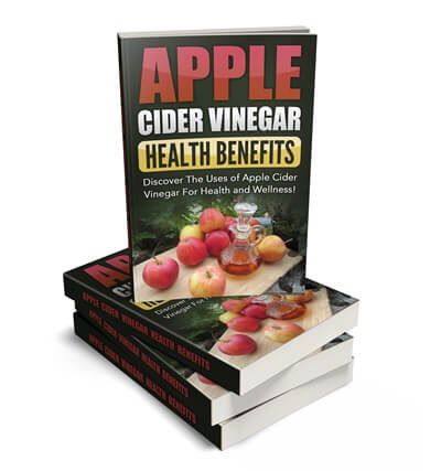 Apple Cider Vinegar ecover PLR Apple Cider Vinegar