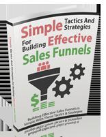 SimTacticsEffSlsFunn rr Simple Tactics For Building Effective Sales Funnels