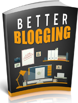 BetterBlogging mrrg Better Blogging