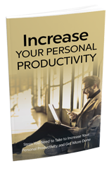 IncreasePersProductivity mrr Increase Your Personal Productivity