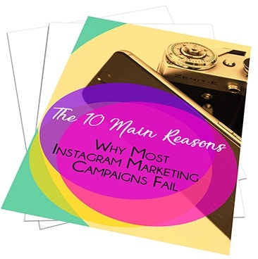 The 10 Main Reasons Why Most Instagram Marketing Campaigns Fail The 10 Main Reasons Why Most Instagram Marketing Campaigns Fail