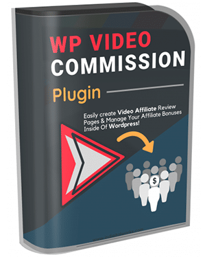 WP Video Commission Plugin WP Video Commission Plugin