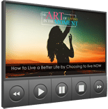 ArtLivingInMomentVIDS mrr The Art Of Living In The Moment   Video Upgrade