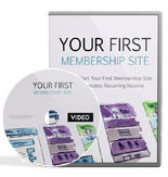 YourFirstMembSiteVIDS mrr Your First Membership Site Video Upgrade