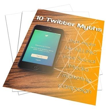 10 Twitter Myths 10 Twitter Myths