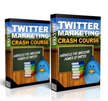 Twitter Marketing Crash Course1 Twitter Marketing Crash Course