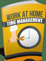 WAHTimeManagement mrrg Work At Home Time Management