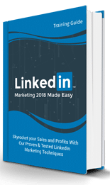 LinkedInMrktng2018Ez p LinkedIn Marketing In 2018 Made Easy