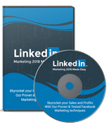 LinkedInMrktng2018EzVIDS p LinkedIn Marketing In 2018 Made Easy Video Upgrade