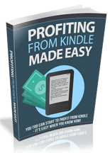 ProfitFromKindleEz rr Profiting From Kindle Made Easy