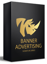 BannerAdsSigSeries p Banner Advertising Signature Series