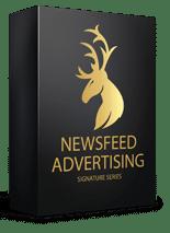 NewsfeedAdSeries p Newsfeed Advertising Series