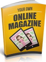 YourOnlineMagazine mrrg Your Own Online Magazine