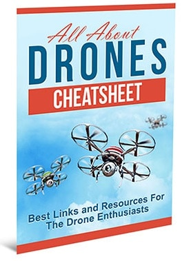 All About Drones CheatSheet All About Drones CheatSheet