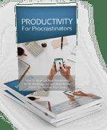 ProductivityForProcrast mrr Productivity For Procrastinators
