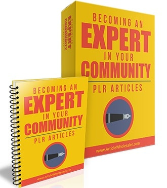 Becoming An Expert In Your Community Becoming An Expert In Your Community