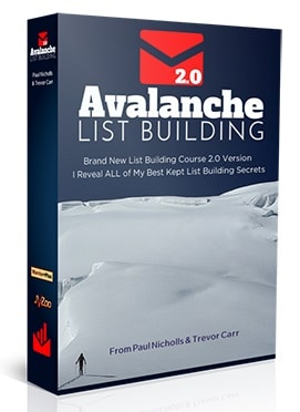 Avalanche List Building 2.0 Avalanche List Building 2.0
