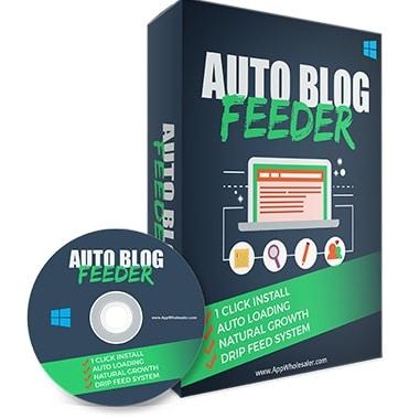 Auto Blog Feeder Auto Blog Feeder