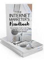 InternetMarketersHdbook mrr The Internet Marketers Handbook