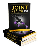 JointHealth101 mrr Joint Health 101
