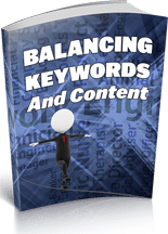 BlncngKywrdsContent mrrg Balancing Keywords And Content