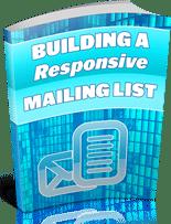 BuildRespMailingList mrrg Building A Responsive Mailing List
