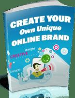 CreateOwnUniqBrand mrrg Create Your Own Unique Online Brand