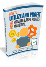 UtilizePLRMaterial rr Utilize And Profit From Private Label Rights Material