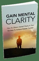 GainMentalClarity mrr Gain Mental Clarity